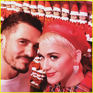 Katy Perry & Orlando Bloom Make It a Date Night at Fa La Land!