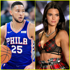 Ben Simmons Gets Flirty in Kendall Jenner's Instagram Comments