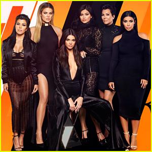 Kim Kardashian Addresses Kendall & Kris Jenner's Absence From Kardashian Christmas Card 2018