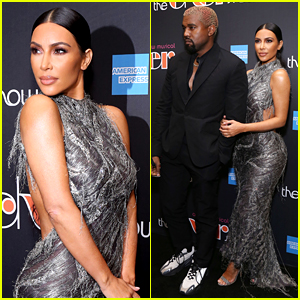 Kim Kardashian Sees Her Idol's Life Story on Stage at 'The Cher Show' Broadway Opening with Kanye West