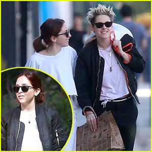 Kristen Stewart & Rumored Girlfriend Sara Dinkin Are Already Sharing Clothes!