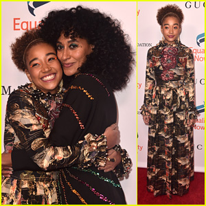 Amandla Stenberg Honored at Equality Now Gala With Changemaker Award
