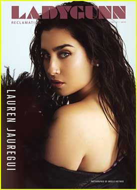 Lauren Jauregui Talks Believing In Her Own Songwriting Skills