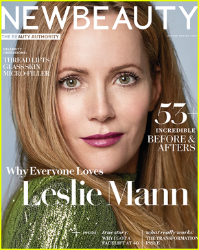 Leslie Mann Says Comedy Didn't Come Easy for Her