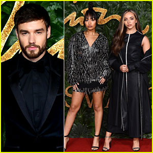 Liam Payne & Little Mix Hit the Fashion Awards 2018 Red Carpet!