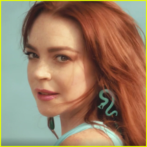 Lindsay Lohan's Beach Club Gets First Trailer & Premiere Date - Watch Now!