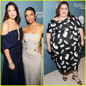 Mandy Moore & 'This Is Us' Ladies Celebrate THR's Power 100 Women In Entertainment!