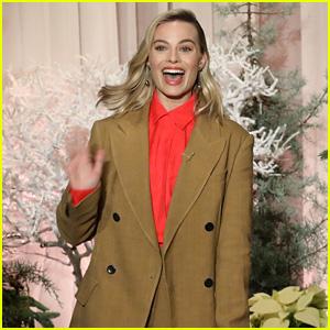 Margot Robbie Lets Ellen DeGeneres Take Control of Her Makeup - Watch Now!