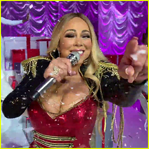 Mariah Carey Releases 'All I Want For Christmas Is You (Live From Europe)' Performance - Watch!