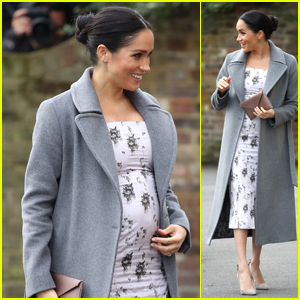Pregnant Meghan Markle Steps Out for Final Public Appearance Before Christmas!