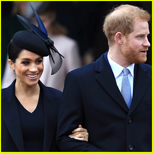 Meghan Markle Gives a Little Insight Into Her Due Date