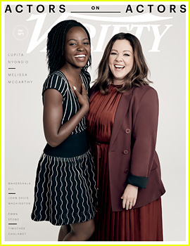 Melissa McCarthy & Lupita Nyong'o Discuss Being a Woman in the Industry - Watch Now!