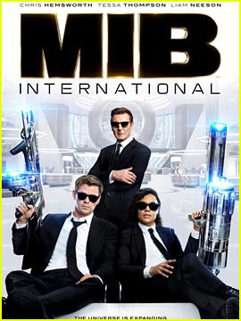 'Men in Black: International' First Look Trailer & Stills Debut - Watch Now!