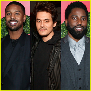 Michael B. Jordan, John Mayer & More Studs Step Out for GQ Men of the Year 2018!
