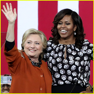 Michelle Obama Dethrones Hillary Clinton's 17 Year Run as 'Most Admired Woman'