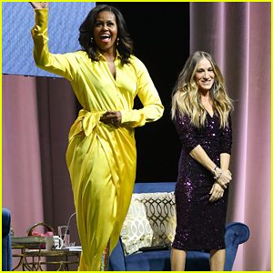 Michelle Obama Purposely Used Her Fashion Platform to 'Uplift' New Designers