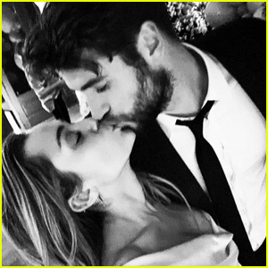 Miley Cyrus Confirms Marriage to Liam Hemsworth in Instagram Comment