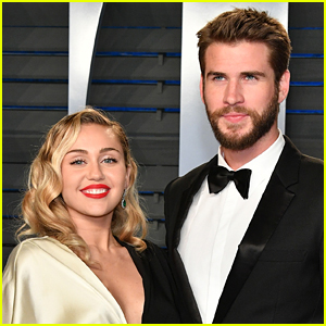 Miley Cyrus Seemingly Confirms Marriage to Liam Hemsworth with Wedding Photos!