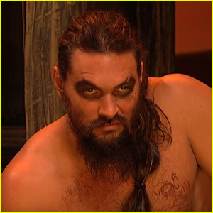 Jason Momoa Brings His 'Game of Thrones' Character Back to Life on 'SNL' - Watch!