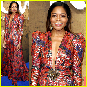 Naomie Harris Stuns in Dundas at 'Mowgli' London Premiere!