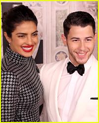 Nick Jonas & Priyanka Chopra Have Armed Security in India