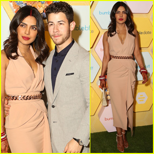 Nick Jonas & Priyanka Chopra Step Out For First Event as a Married Couple!