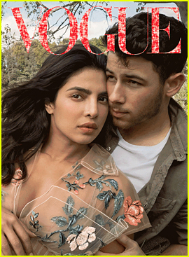 Priyanka Chopra & Nick Jonas Cover 'Vogue' as Newlyweds!
