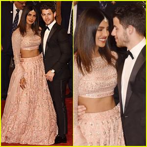 Nick Jonas & Priyanka Chopra Are Picture Perfect at Isha Ambani & Anand Piramal's Wedding
