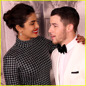 Nick Jonas & Priyanka Chopra Cuddle Up in an Adorable Post-Wedding Selfie!