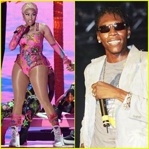 Nicki Minaj & Vybz Kartel Join Stylo G for 'Touch Down (Remix)' Stream, Lyrics & Download - Listen Now!