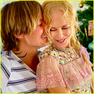 Nicole Kidman & Keith Urban Share Sweet Christmas Photos!
