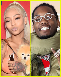 Rapper Cuban Doll Reacts to Offset's Alleged Threesome Fantasy