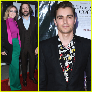 Olivia Wilde & Jason Sudeikis Join Dave Franco at 'If Beale Street Could Talk' Screening