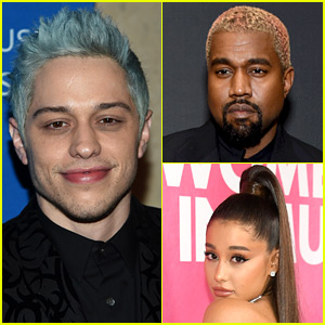 Pete Davidson Stands Up for Kanye West After Ariana Grande's Joke: 'I'm Seriously Disgusted'