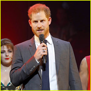 Prince Harry Attends 'Bat Out of Hell' Musical Performance in London