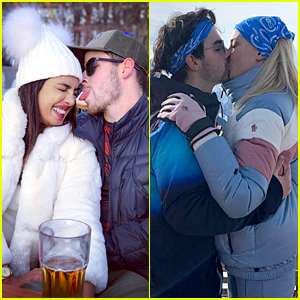 Priyanka Chopra, Nick Jonas, Sophie Turner, & Joe Jonas Share Pics from Ski Trip in Switzerland!
