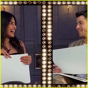 Priyanka Chopra & Nick Jonas Play The Newlywed Game for 'Vogue' Video Feature!