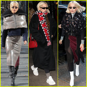 Rita Ora Calls Her Fashion Sense Totally 'Bonkers'!