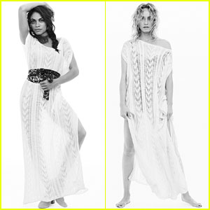 Rosario Dawson & Amber Valletta Model CFDA & Lexus' New Capsule Collection