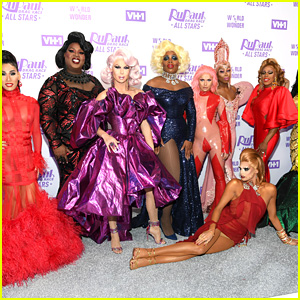 'RuPaul's Drag Race All Stars' Season 4 Cast Attends 'Meet the Queens' Press Event in NYC!