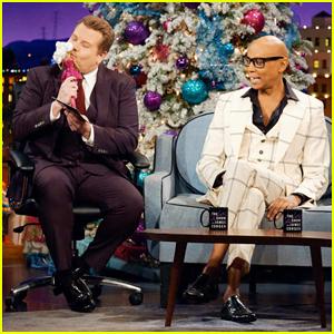RuPaul Wants James Corden to Judge UK Edition of 'Drag Race'!