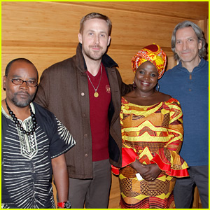 Ryan Gosling Shares His Stories From the Congo in New Book