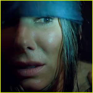 Sandra Bullock's Terrifying Netflix Movie 'Bird Box' Gets a New Trailer - Watch Now!