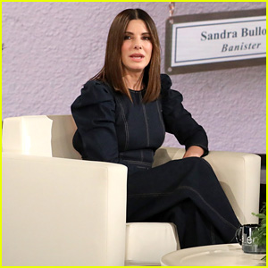 Sandra Bullock Opens Up About Losing Her Father & Dogs Within a Few Weeks - Watch