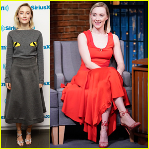 Saoirse Ronan 'Can't Wait' To Play Lovers With Kate Winslet in Historical Drama 'Ammonite'