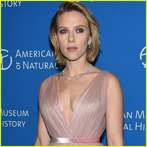 Scarlett Johansson Speaks Out About AI Generated Porn Using Her Image