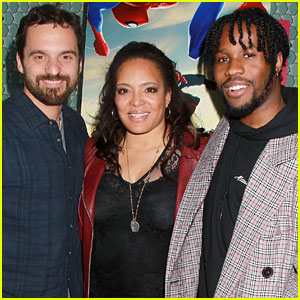Shameik Moore & Jake Johnson Team Up for 'Spider-Man: Into the Spider-Verse' NYC Screening