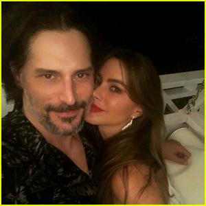 Sofia Vergara Cozies Up to Husband Joe Manganiello During Island Getaway!