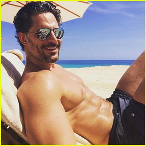 Sofia Vergara Posts Shirtless Photo of Husband Joe Manganiello on His Birthday!