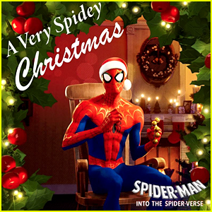 'Spider-Man: Into the Spider-Verse - A Very Spidey Christmas' EP Stream & Download - Listen Now!